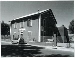 Casa cantoniera ANAS Badolato Marina