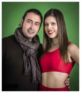 Giovanni Puliafito e Laura Culicetto