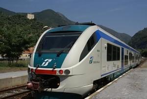 Trenitalia Minuetto regional train MD058