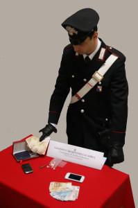 Mesoraca (Kr), operazione antigroga dei Carabinieri: 2 arresti.