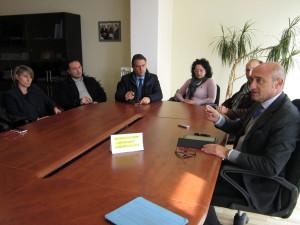 Asp Catanzaro: il D.G. Mancuso incontra i sindaci del Reventino e chiarisce i motivi della momentanea chiusura dell'UCCP.