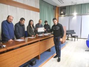 Conclusosi il Primo Corso di Formazione per Guardie Giurate Volontarie WWF Italia ONLUS, Sezione Territoriale di Catanzaro.