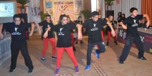 Ballerini dell'Accademia d'Arte Sicilia Danza
