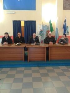 CROSIA Conferenza stampa sindaco Aiello