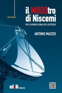 Brolo (Me), Antonio Mazzeo, giornalista-scrittore,  presenterà il suo ultimo libro-inchiesta sul mega impianto satellitare di Niscemi