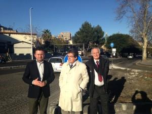 Catania. Tondo Gioeni: posa asfalto, riapertura completa corsie circonvallazione