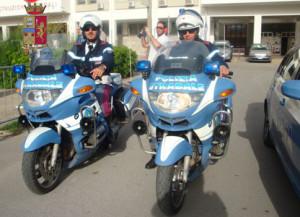 Polizia motociclisti