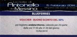La notte di Antonello da Messina: previste agevolazioni per chi traghetta da Villa S. Giovanni