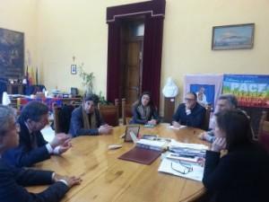 Città Metropolitane: confronto a Zanca tra amministrazione e Deputazione Nazionale e Regionale Messinese.