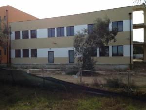 rossano nuovo edificio