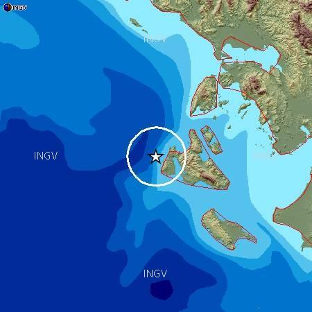 Forte scossa sismica in Grecia. La terra ha tremato anche in Sicilia, Calabria e Puglia.