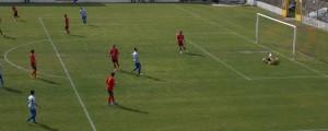 Calcio Serie D, Girone I: Città di Messina – Akragas 0-1