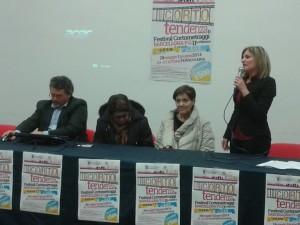 Comunicato stampa di presentazione della seconda edizione del Cortotendenza Festival Barcellona P.G. (Me).