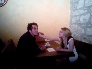 Davidekyo e Rachele Astuto