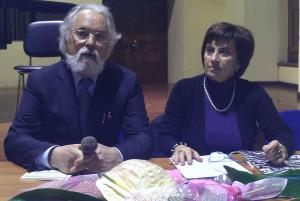 Giuseppe Messina e Maria Torre biografa personale