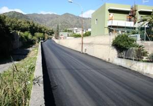 Ultimati i lavori di scarifica e bitumazione della strada provinciale 40 di Zafferia (Messina).