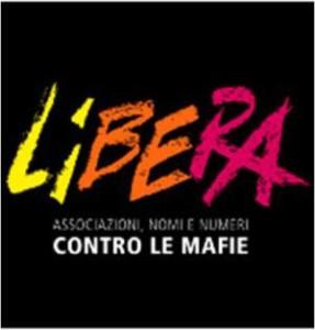 LIBERA-associazioni-nomi-e-numeri-contro-le-mafie logo