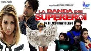 Locandina La Banda dei Supereroi2