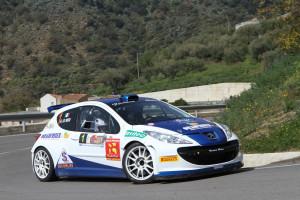 "Gioiosa Marea(Me). Vittoria di Oieni – Lo Neri su Peugeot 207 al ""Rally Torri Saracene"""