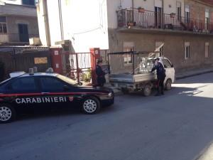Barcellona P.G (Me): arrestati dai Carabinieri due tunisini sorpresi in flagranza per il reato di furto di cavi in rame.