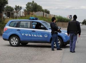 Calabria. La Polizia effettua controlli straordinari sul territorio.