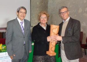 """Assegnato il Premio """"Enrico Trimarchi"""" alla U.O.C. di chirurgia oncologica dell'Ospedale S. Vincenzo di Taormina (Me)."""