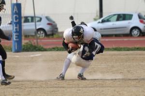 Football Americano. Assitur Highlanders, il derby di Crotone.