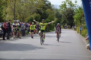 Ciclismo: il Trittico Città di Palermo.