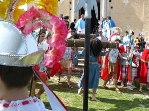 Il mito dell'androgino presente nella Settimana Santa di Badolato (Cz)