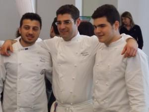 Monforte Marina (Me). Stage gastronomico con Accursio Craparo.