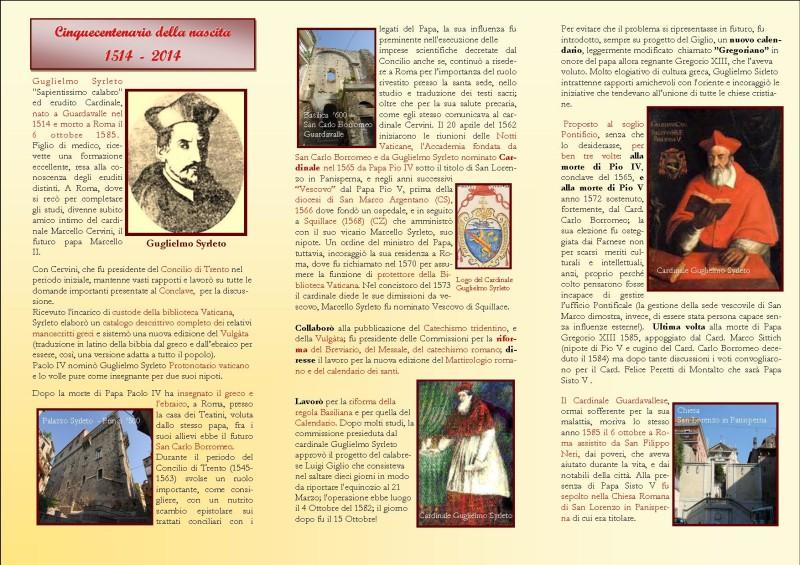 Brochure interna