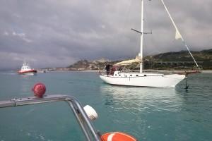 Roccella Jonica (Rc): motovedetta della Guardia Costiera porta in salvo 48 migranti.