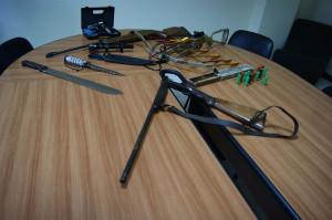 Un arresto in Girifalco (Cz) per possesso abusivo di fucile.
