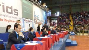 Catania. Grande partecipazione al Campionato regionale di Danza Sportiva FIDS