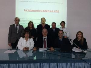 Asp Catanzaro: corso di formazione a Lamezia Terme per la prevenzione della Tubercolosi negli operatori sanitari.