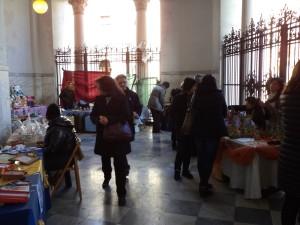Messina. Festa di Primavera ai portici di piazza Antonello con l'artigianato messinese