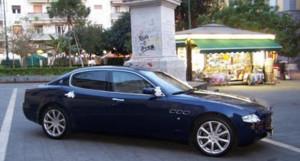 Auto blu: precisazione da Palazzo Chigi