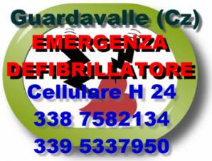 defibrillatore urgenza