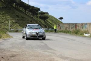 Gara in chiaroscuro per la Nebrosport al Rallyday di Messina