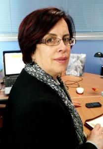 Adele Guzzetti, candidata a Sindaco di Zagarise