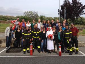 """Lamezia Terme. Si è svolto a cura dell'Asp di Catanzaro il corso formativo per """"Addetti alle emergenze incendi ed evacuazione""""."""