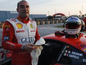 Ivan Capelli testimonial della gara, 166 gli iscritti alla 60^ Coppa Nissena.