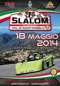Edizione d'esordio per lo Slalom Val di Sant'Angelo il 18 maggio
