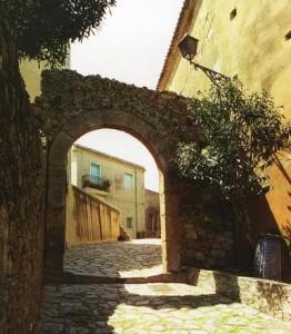 Posta medievale in S. Andrea Jonio CZ
