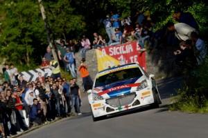 Campofelice di Roccella (Pa). Alla Targa Florio vittoria di Andreucci-Andreussi su Peugeot.