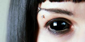 I bambini con gli occhi neri. Misteriose apparizioni e paura.