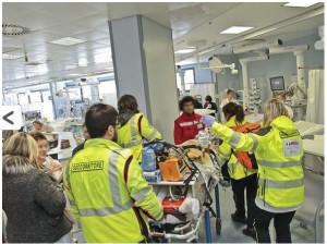 emergenza pazienti