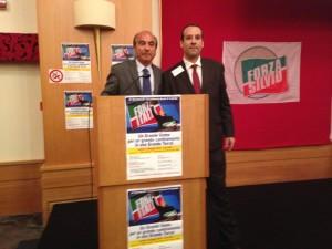 foto Senatore Domenico Scilipoti - Avvocato Antonio Pulcini