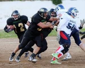 Gli Assitur Highlanders Catanzaro conquistano i Playoff: sconfitta dolce amara contro gli Eagles Salerno
