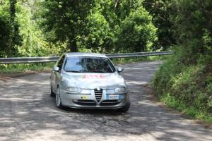 Nebrosport: Scibilia-Di Stefano al via del 1° Rally Fiume Platani.
